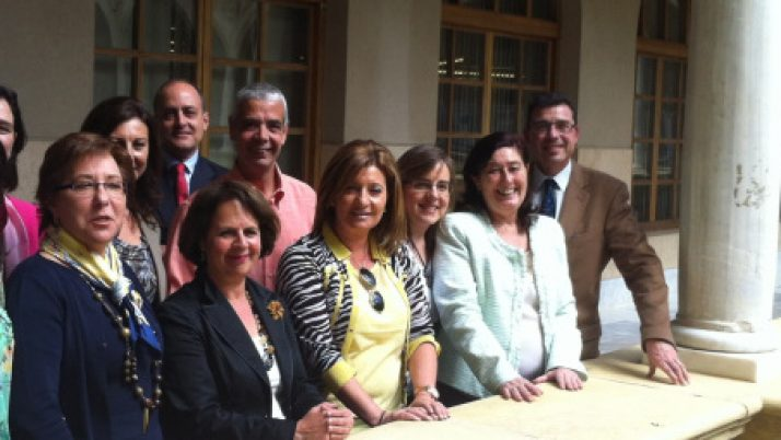 Georgina Moreno Küstner, co-coordinadora de PNPM de Andalucía